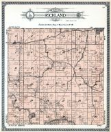 Richland Township, Jones County 1915