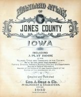 Title Page, Jones County 1915