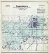 Sigourney Township, Cedar Creek, Skunk River