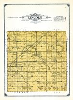Lincoln Township, Kossuth County 1913