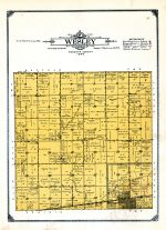 Wesley Township, Kossuth County 1913