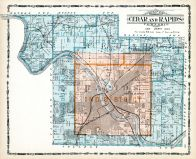 Cedar and Rapids Township, Linn County 1907