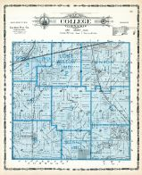 College Township, Linn County 1907