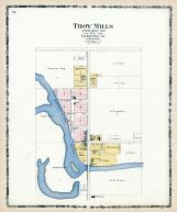 Troy Mills, Linn County 1907