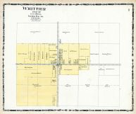 Whittier, Linn County 1907
