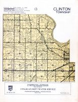 Clinton Township, Covington, Morgan Creek, Linn County 195x