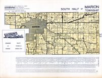 Marion Township - South, Linn County 195x