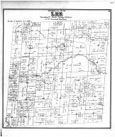 Lee Township, Madison County 1875