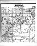 Lincoln Township, Centre Township, Winterset, Madison County 1875