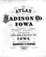 Title Page, Madison County 1875