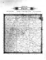 Penn, Earlham, Madison County 1901