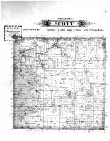Scott, Winterset, Madison County 1901