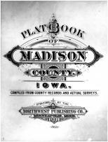 Title Page, Madison County 1901