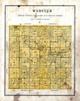 Webster Township, Madison County 1912