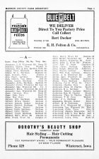 Madison County Farm Directory - Page 001, Madison County 1954