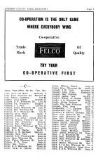 Madison County Farm Directory - Page 005, Madison County 1954