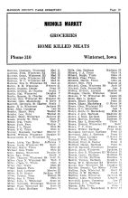 Madison County Farm Directory - Page 019, Madison County 1954