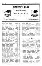 Madison County Farm Directory - Page 022, Madison County 1954