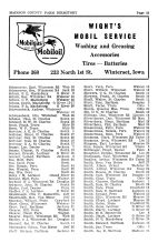 Madison County Farm Directory - Page 023, Madison County 1954