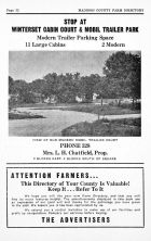 Madison County Farm Directory - Page 032, Madison County 1954