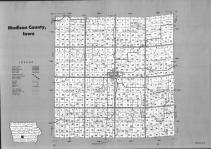 Index Map, Madison County 1993