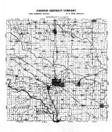 Mahaska County Map, Mahaska County 1943