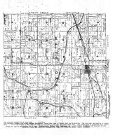 White Oak Township, Rosehill, Tioga, Wright, Mahaska County 1943