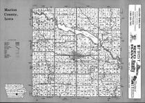 Index Map, Marion County 1993