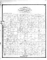 Township 85 North, Range 18 West, Liscomb, Marshall County 1871
