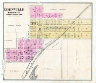 Edensville, Marshall County 1885