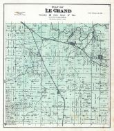 Le Grand 1, Marshall County 1885