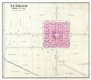 Le Grand 2, Marshall County 1885