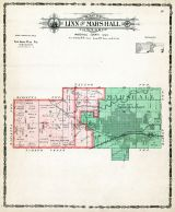 Linn and Marshall Township, Marshall County 1907