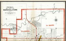 Marshalltown - North, Marshall County 1907