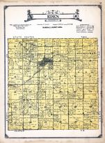 Eden Township, Marshall County 1920c