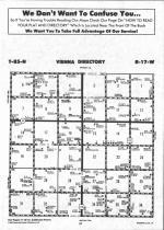 Map Image 003, Marshall County 1993