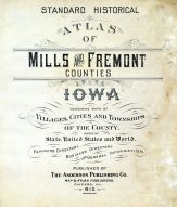 Mills and Fremont Counties 1910
