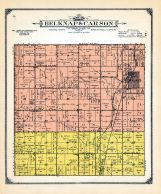 Belknap and Carson Townships, Mills and Pottawattamie Counties 1913