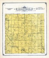 Deer Creek Township, Mills and Pottawattamie Counties 1913