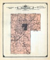 Glenwood Township, Mills and Pottawattamie Counties 1913