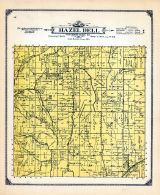 Hazel Dell Township, Mills and Pottawattamie Counties 1913