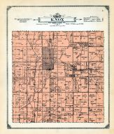 Knox Township, Mills and Pottawattamie Counties 1913