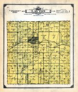 Layton Township, Mills and Pottawattamie Counties 1913