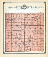 Lincoln Township, Mills and Pottawattamie Counties 1913
