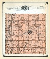 Minden Township, Mills and Pottawattamie Counties 1913