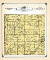 Neola Township, Mills and Pottawattamie Counties 1913