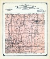 Oak Township, Mills and Pottawattamie Counties 1913