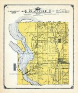 Plattville Township, Mills and Pottawattamie Counties 1913