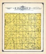 Pleasant Township, Mills and Pottawattamie Counties 1913