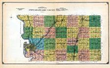 Pottawattamie County, Mills and Pottawattamie Counties 1913